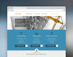 Tehma Website